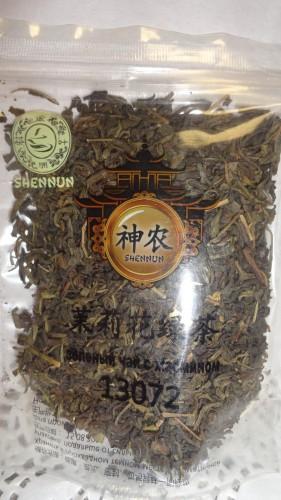зеленый чай с жасмином для похудения отзывы
