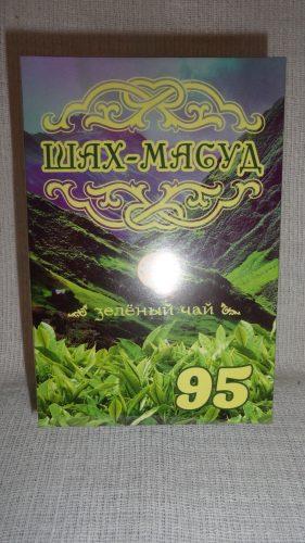 Чай зеленый № 95 в ассортименте, 100гр