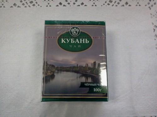 Чай черный «Кубань», 100гр
