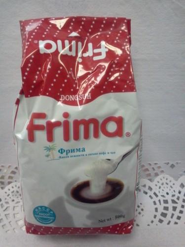 Сливки «Фрима» 500гр