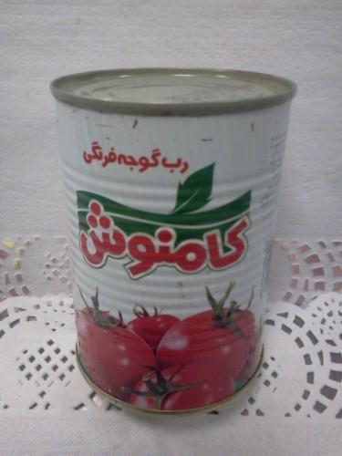 Томатная паста «Камнуш» (Иран), 400гр