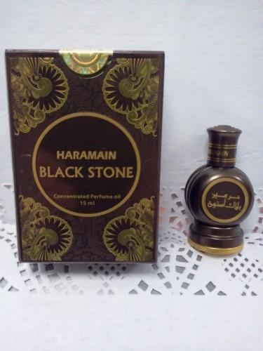 Духи (миск)  Black Stone (Блэк Стоун — Черный камень), 15мл