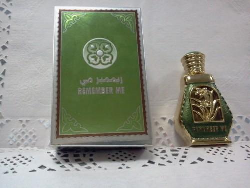 Духи (миск) Remember me (Помни меня), 15мл