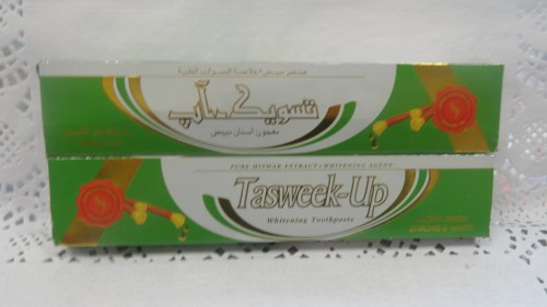 Зубная паста – гель Тасвик ап (Tasweek-up), 70гр/180гр