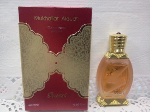 Духи Mukhallat aloudh (Мухаллат Аль Уд), 20мл