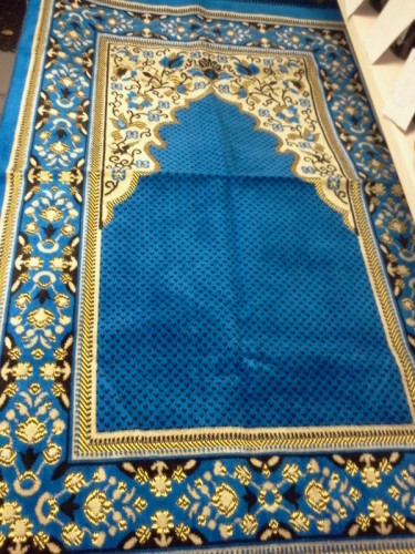 Коврики для намаза (намазлык) ковровый в ассортименте