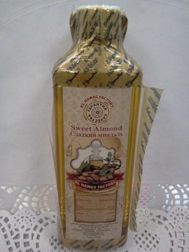 Масло сладкого миндаля El Hawag (Аль Хавадж), 0,5л