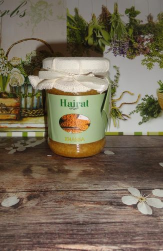 Мед лечебный Хайрат (Hairat) — с хильбой