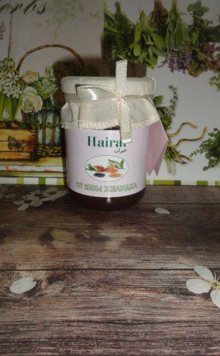 Мед с добавками Хайрат (Hairat) — от язвы желудка