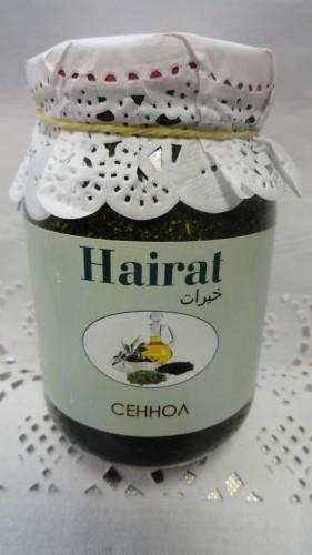 Мед с добавками Хайрат (Hairat) — «Сеннол»