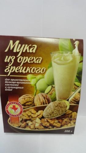 Мука из грецкого ореха «Специалист», 200гр