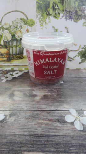 Гималайская красная соль (помолы: крупный, средний или мелкий), 284гр/482гр