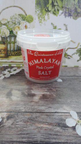 Гималайская розовая соль (помолы: крупный, средний или мелкий), 284гр/482гр