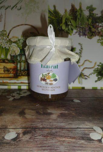Мед с добавками Хайрат (Hairat) — Мужское и женское бесплодие