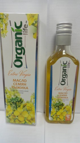 Масло семян рыжика «Органик», 250мл