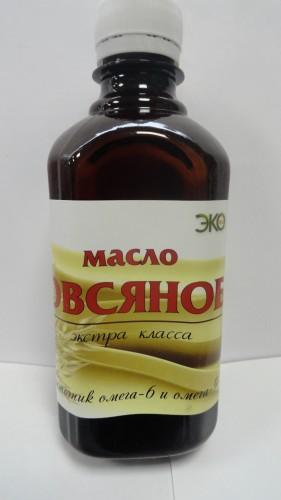 Масло овсяное «Эко-Про», 350мл