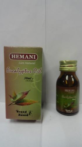 Масло эвкалиптовое (Evcalyptus oil) Hemani (Хемани), 30мл
