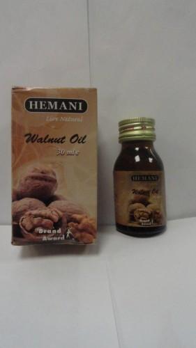 Масло грецкого ореха Хемани (Hemani), 30мл