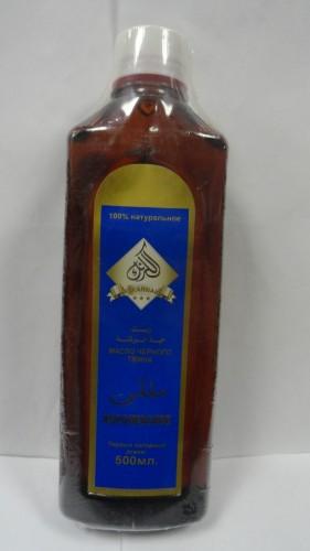 Масло черного тмина «Королевское» Эль-Карнак (El Karnak), 0,5л