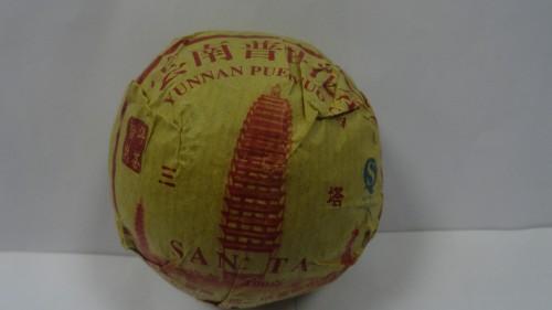 Чай Пуэр «То Ча Саньта», 100гр