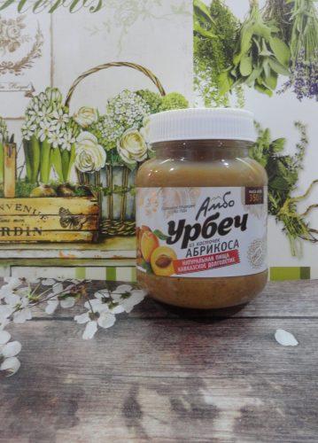 Урбеч «Амбо» из косточек абрикоса, 350гр