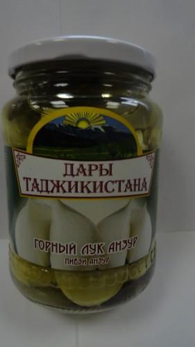 Горный лук Анзур «Дары Таджикистана», 440гр