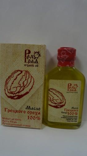 Масло грецкого ореха «Радо-Град», 100мл