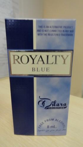 Духи (миск) Royalty blue (Королевство), 6мл