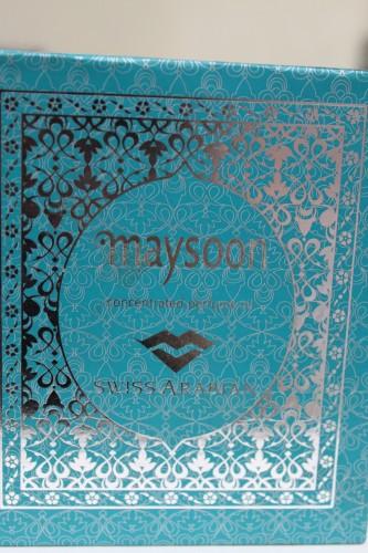 Миск Maysoon (Майсун), 15мл
