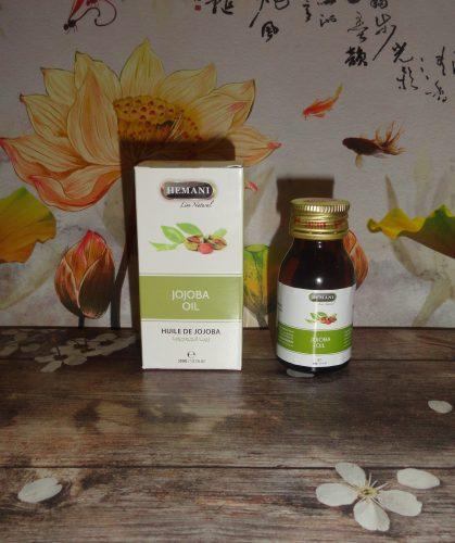 Масло Жожоба (Jojoba oil) от Хемани (Hemani), 30мл