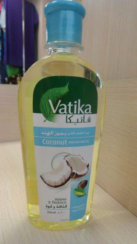 Масло кокосовое для волос Ватика (Vatika), 200мл