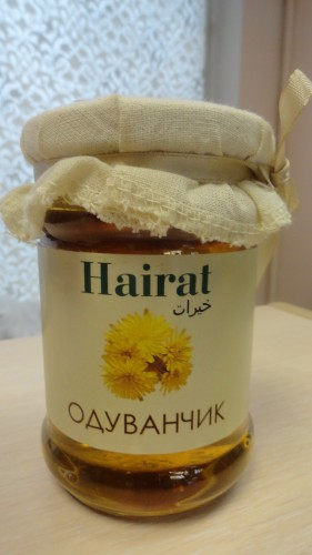 Сбор Хайрат (Hairat) — Одуванчик