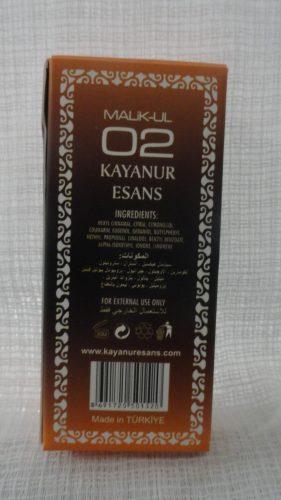 Миск Kayanur (Кайанур) Молекула 02 (Malik-ul 02), 6мл