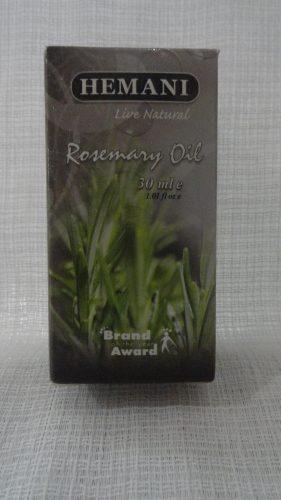 Масло розмарина (Rozemary oil) от Хемани (Hemani), 30мл