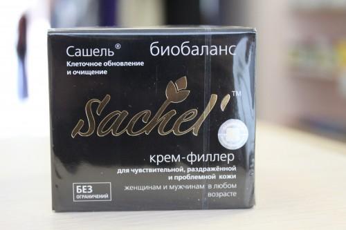 Крем-филлер Сашель (Sachel) — Биобаланс, 25мл