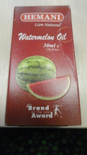 Масло арбузное (Watermelon oil) Хемани (Hemani), 30мл