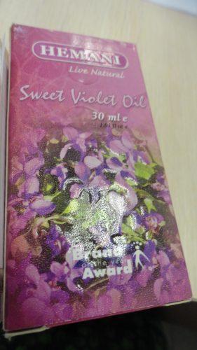 Масло сладкой фиалки (Sweet Violet oil) Хемани (Hemani), 30мл
