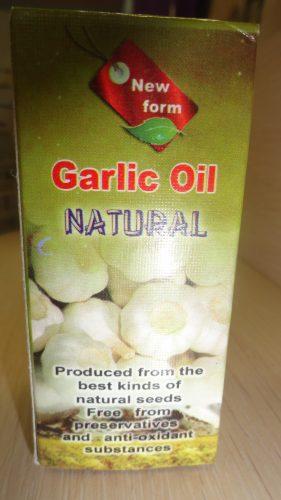 Масло чеснока (Garlic oil) Аль-Хавадж (El Hawag), 30мл