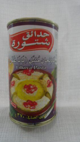 Баклажанная паста, 420гр