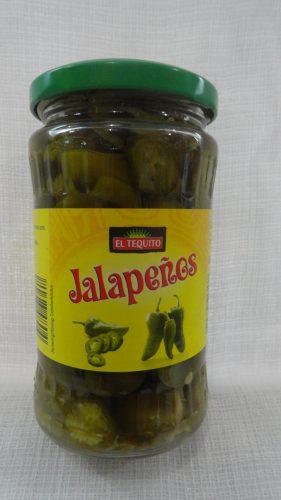 Острый перец Джалапанос (Jalapenos), 350гр