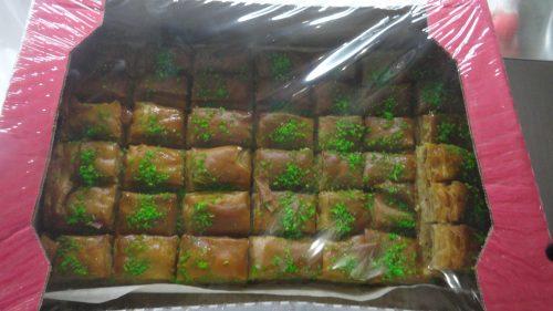 Турецкая пахлава, развесная