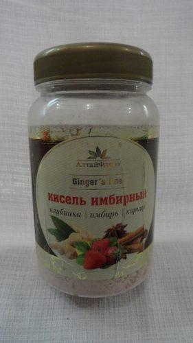 Кисель имбирный «АлтайФлора» в ассортименте, 250гр