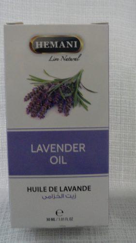 Масло лаванды (Lavender oil) Хемани (Hemani), 30 мл