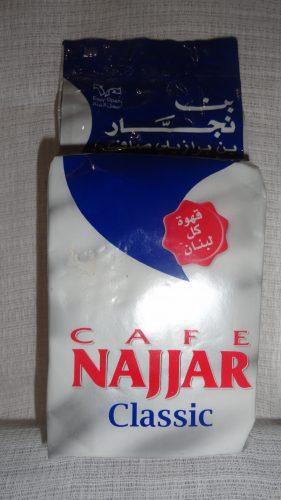 Кофе молотый Наджар (Najjar) классический (Classic), 200гр