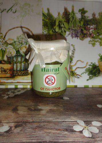 Мед с добавками Hairat (Хайрат) — от глистов