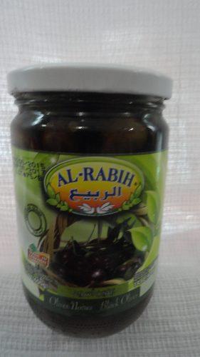 Оливки черные «Al-Rabih» (Аль-Рабих), 600гр