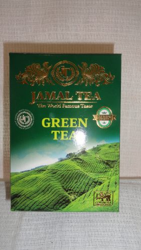 Чай Джамал (Jamal tea) зеленый, 200гр