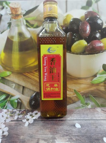 Кунжутное масло, 420мл