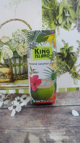 Кокосовая вода King Island, 250мл