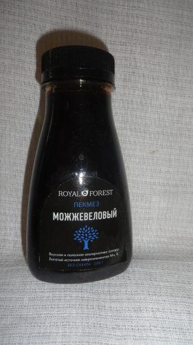 Пекмез можжевеловый Royal Forest (Роял форест), 250мл